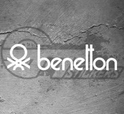 Stickers Benetton