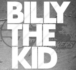 Stickers Billy the kid