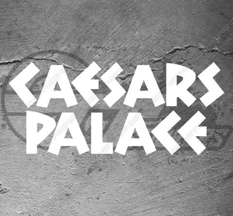 Stickers Caesars Palace