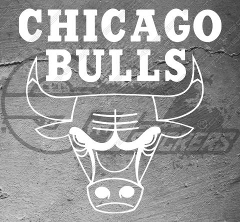 Stickers Chicago Bulls