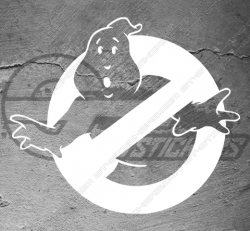 Stickers Ghostbuster