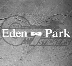 Stickers Eden Park