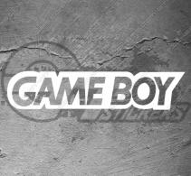Stickers Game Boy
