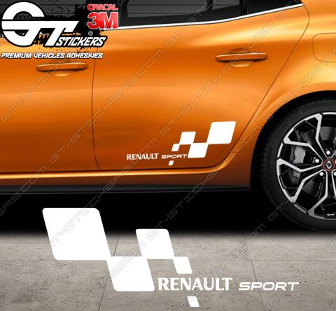 Kit damiers Renault Sport