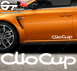 Stickers Renault Clio Cup