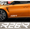 Sticker Renault Mégane RS R26-R