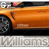 Sticker Renault Clio Williams