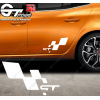 Kit damiers Renault GT