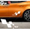 Kit damiers Renault RS
