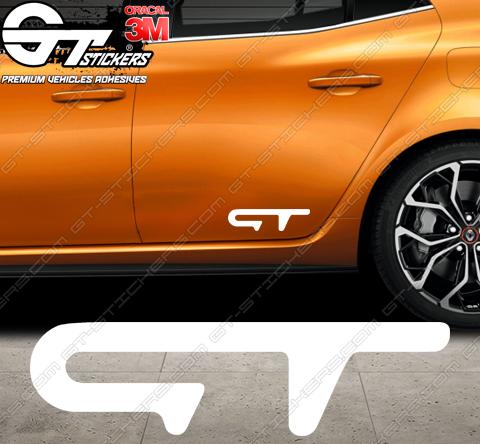 Sticker Renault GT