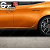 Sticker Renault GT Outline