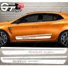 Kit bandes Renault Sport
