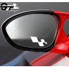 3x Stickers Damiers RenaultSport pour rétroviseurs