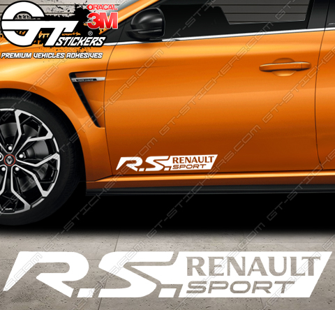 Stickers Renault Sport RS