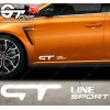 Stickers Renault GT Line Sport
