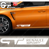 Stickers Renault Sport GT, taille au choix