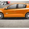 Kit Bandes Latérales Renault Clio Cup