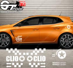 Kit déco Renault Clio Racing SD