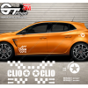 Kit déco Renault Clio Racing SD