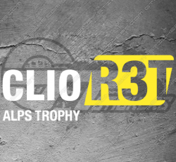 Stickers Renault Clio R3T Alps Trophy