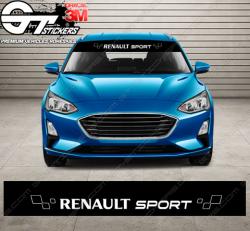Kit Bande Pare-Soleil Renault Trophy