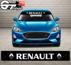 Kit Bande Pare-Soleil Renault