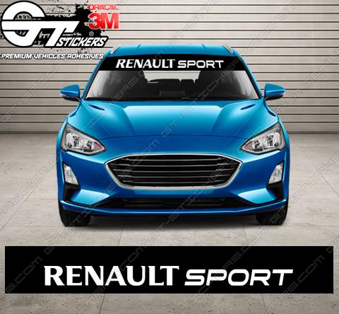 Kit Bande Pare-Soleil Renault Sport
