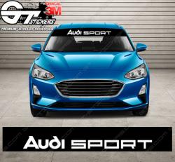 Bandes Pare-soleil Audi sport
