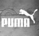 Stickers Puma, taille au choix