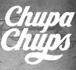 Stickers Chupa Chups, taille au choix