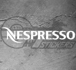Stickers Nespresso, taille au choix