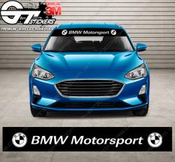 Bandes Pare-soleil Bmw Motorsport