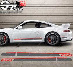 Kit bandes latérales Porsche 911 GT3 RS 4.0