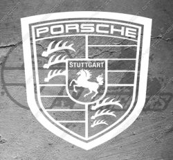 stickers-logo-porsche