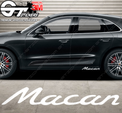Stickers Porsche Macan