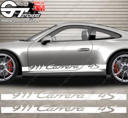 Kit bandes Porsche 911 Carrera 4S