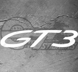 Stickers Porsche GT3