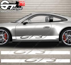 Kit se bandes latérales Porsche GT3