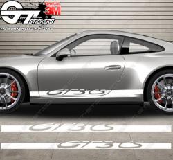 Kit bandes latérales Porsche GT3 CS