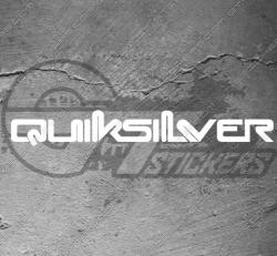 Stickers Quiksilver 1, taille au choix