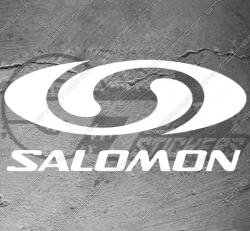 Stickers Salomon 2, taille au choix