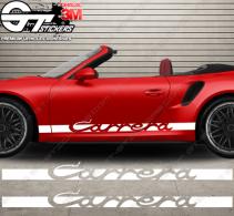 Kit Bandes Porsche Carrera Réplica