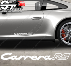 1x Sticker Porsche Carrera RS