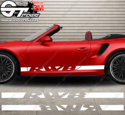 Kit Bandes Bas de Caisse Porsche 911-964 RWB Rauh Welt