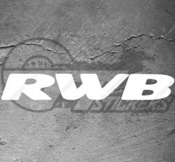 Sticker Porsche Rauh-Welt RWB