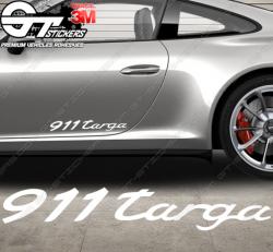 Stickers Porsche 911 Targa