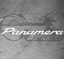 Stickers Porsche Panamera