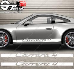 Kit bandes Porsche Carrera 4
