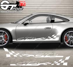 Kit bandes Porsche GT3 Type