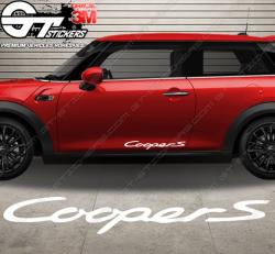 Logo Mini Cooper S 2019